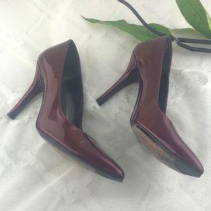 Stuart Weitzman Shoes - Stuart Weitzman Candy Red Patent Leather Pumps